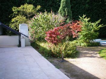 Entretien de jardin sambreville yves couvreur namur for Jardin vivant